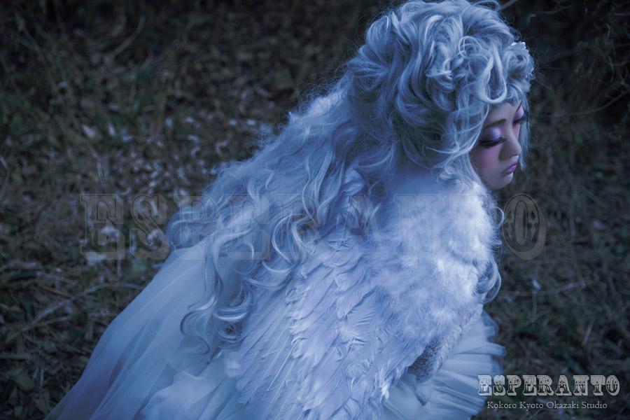 天使ポートレート