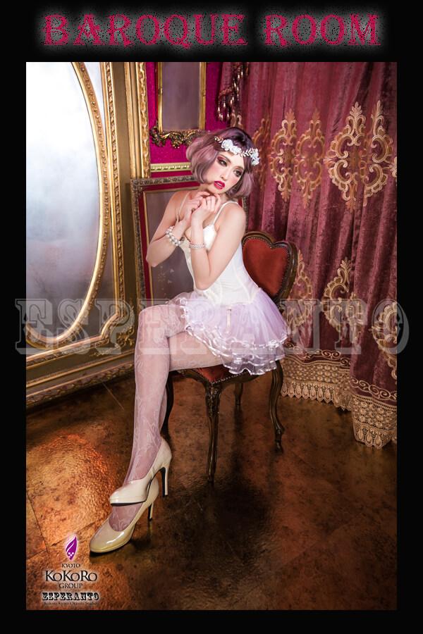 インスタ映えドレスの変身体験