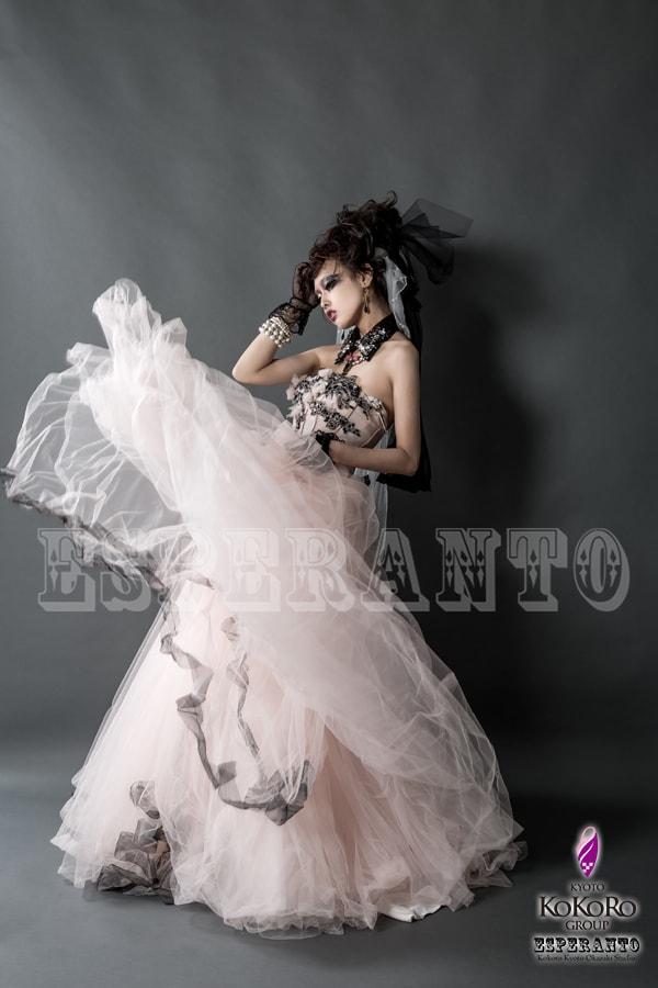 ESPERANTOのドレス体験