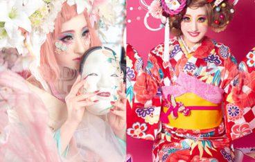 百樂合姫とココヒメ