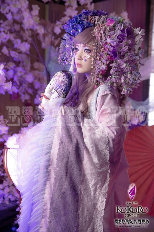 変身写真 葵姫