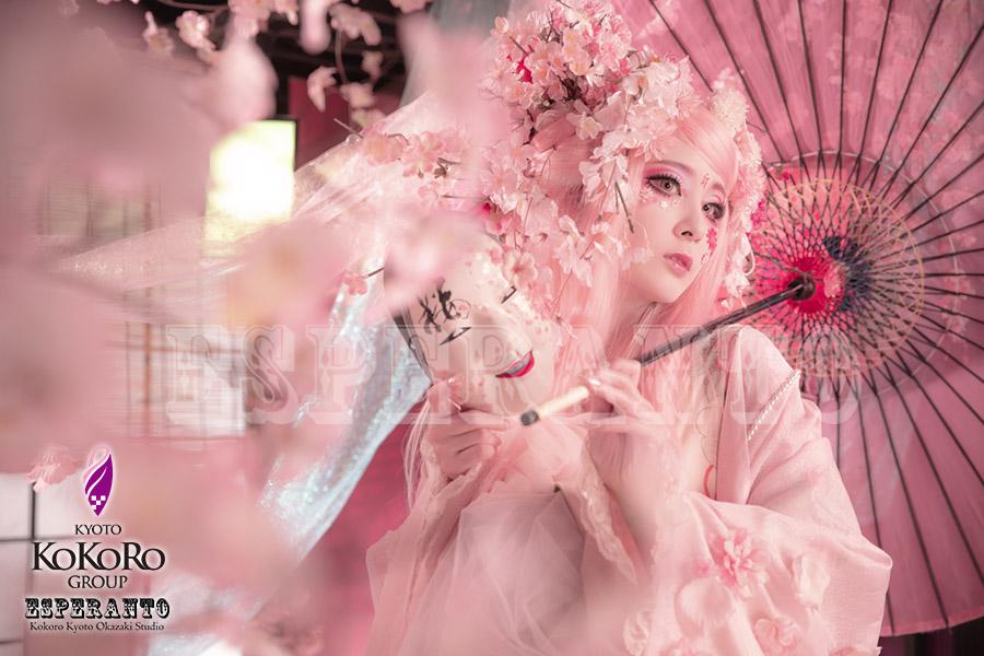 変身写真 桜樂姫
