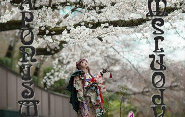 桜ポートレイト