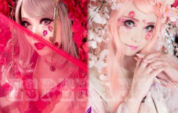 桜樂姫と牡丹妃