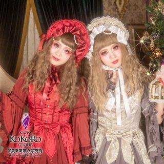 ロリータ ドレス クリスマス