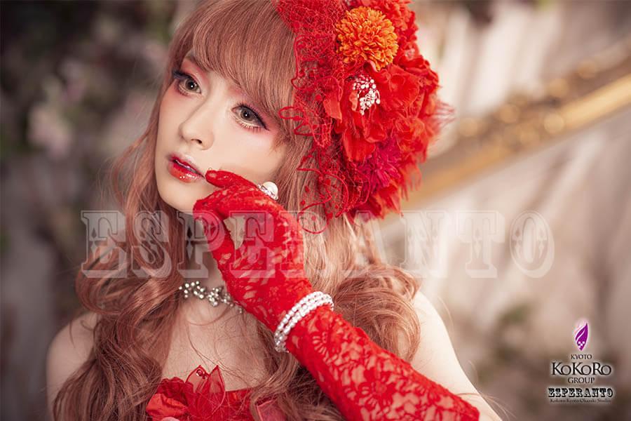京都でソロウエディングやドレス撮影をするならエスペラント