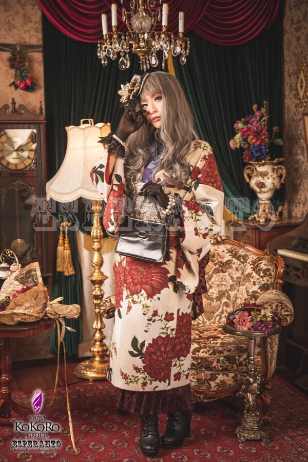 京都でドレス撮影するならエスペラント京都