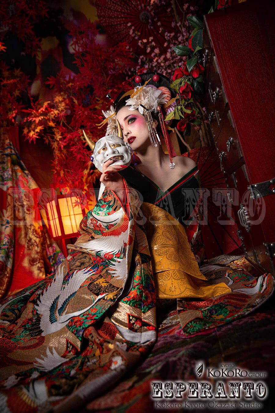 花魁体験 京都