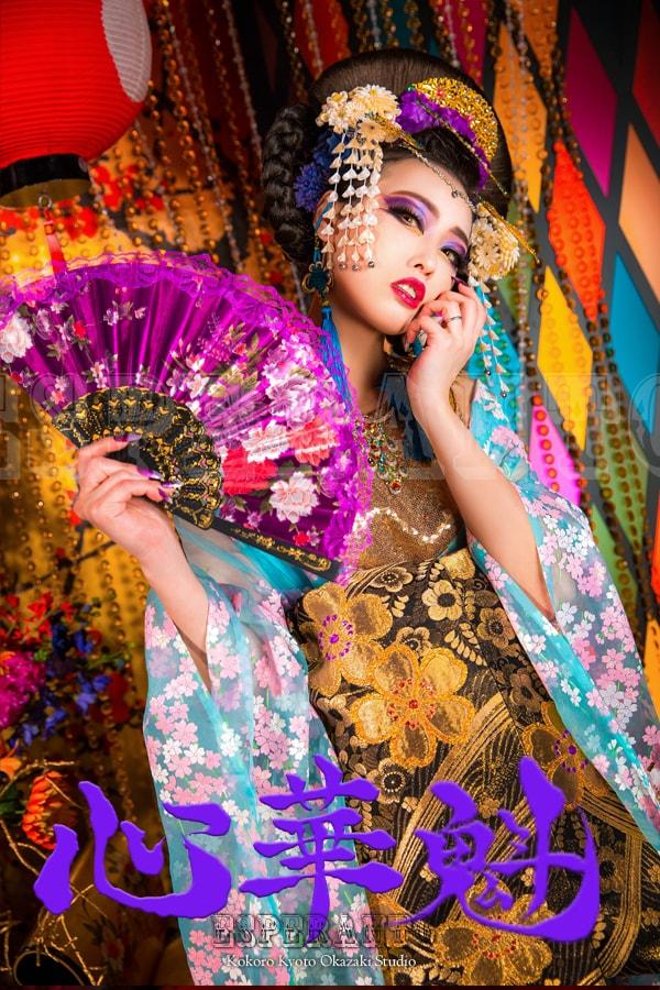漢服が着れる京都の変身体験